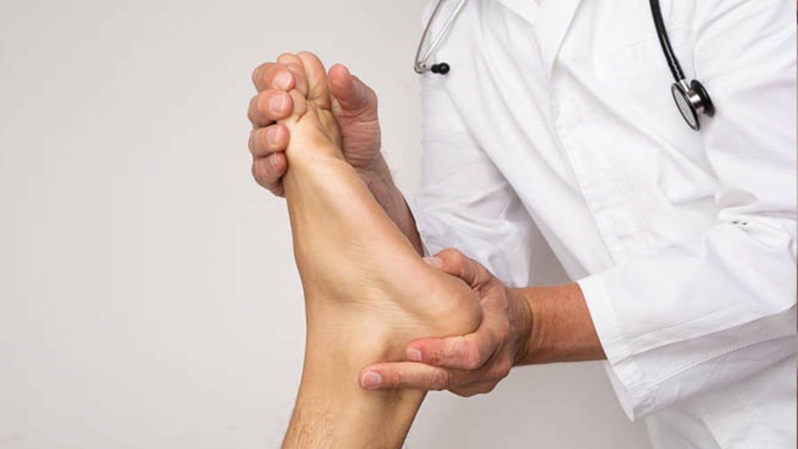 Gležanj i stopalo