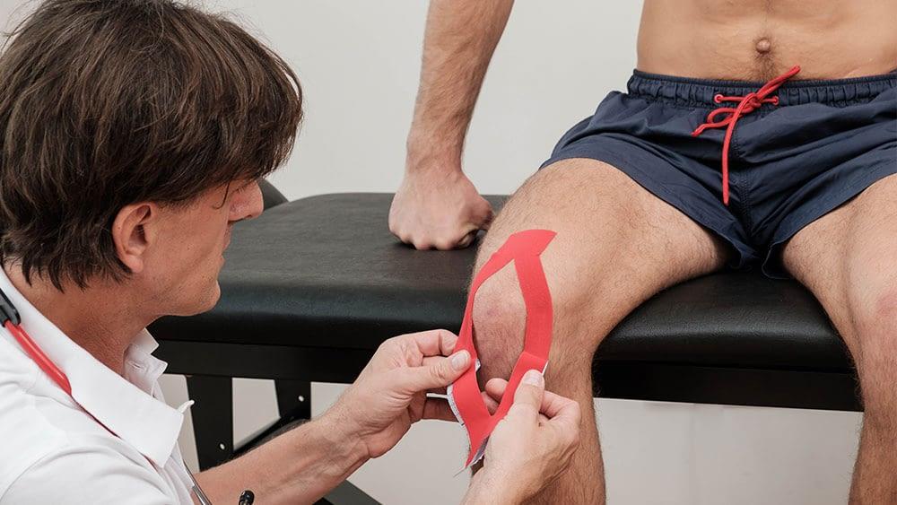 Rehabilitacija koljena u sportu