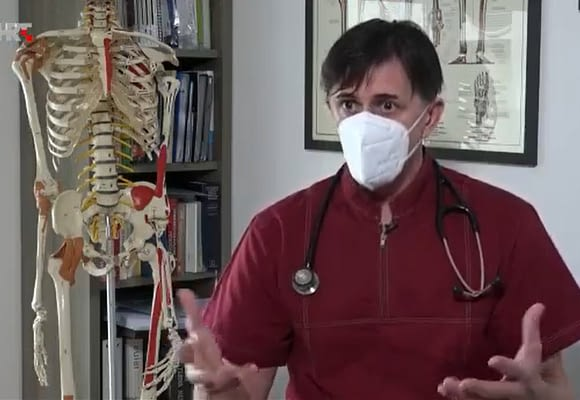 HRT – dr. Šime Mijić – Post COVID rehabilitacija