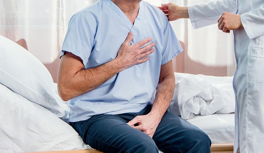 Bolovi u prsima – mogući uzroci i liječenje
