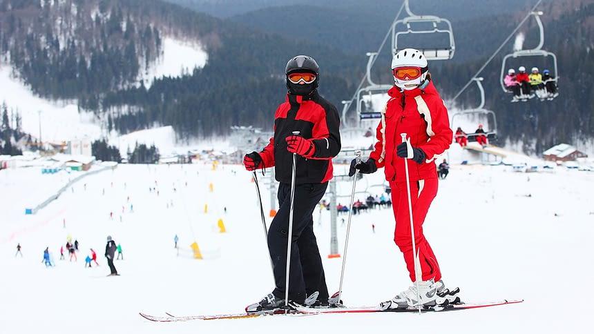 Skijaške ozljede