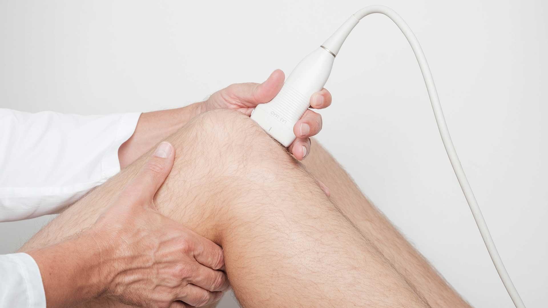 Ultrazvuk-koljena