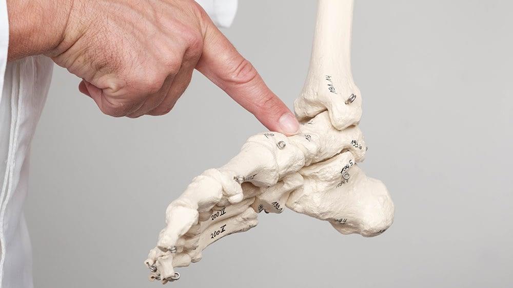 Rehabilitacija gležnja i stopala u sportu